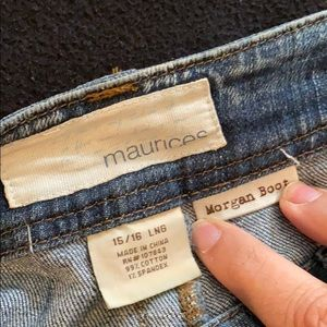 Maurices Morgan Boot Jeans